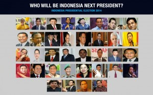 Social Media Presidential Election Indonesia 2014 Indonesia