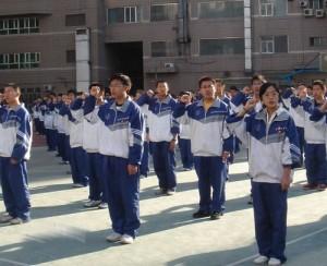 Gender Urumchi_Urumchi High School2